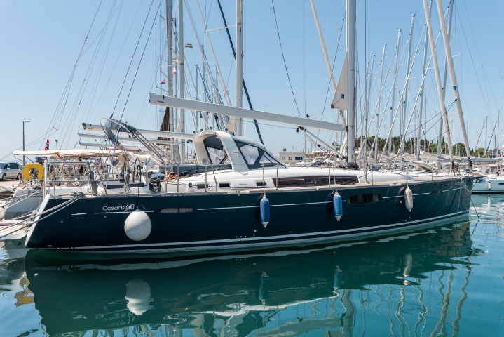 Oceanis 60 (Tourbillon with AC and generator)  - 0