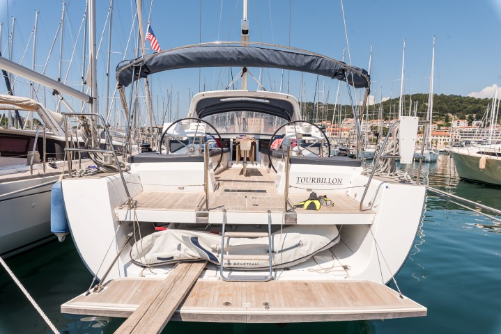 Oceanis 60 (Tourbillon with AC and generator)  - 2