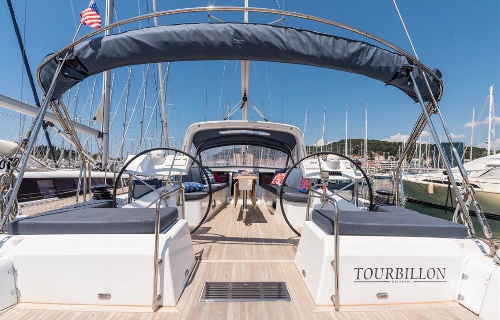 Oceanis 60 (Tourbillon with AC and generator)  - 3