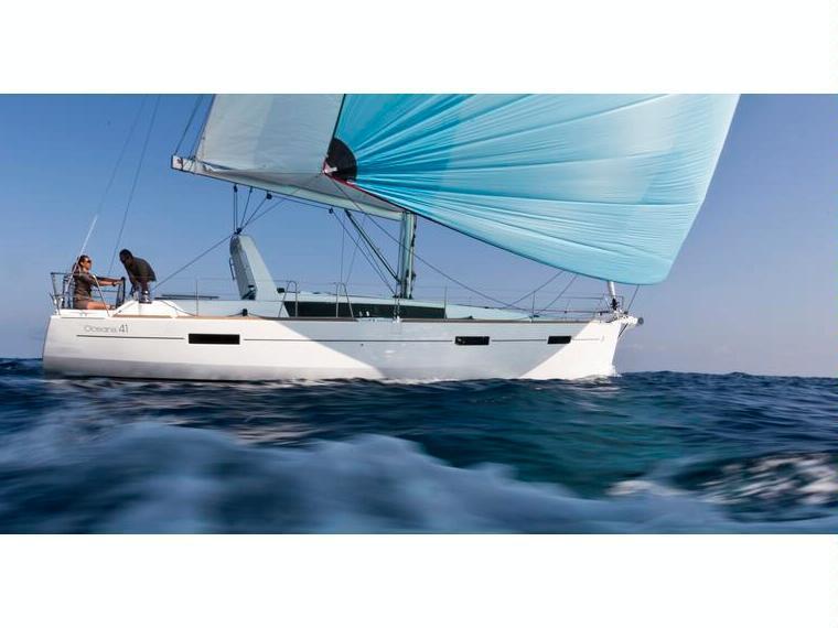 Oceanis 41 (O41-15)  - 0