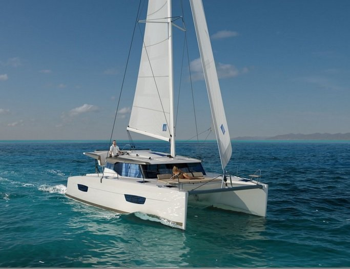 Fountaine Pajot Lucia 40 (WHY NOT)  - 0