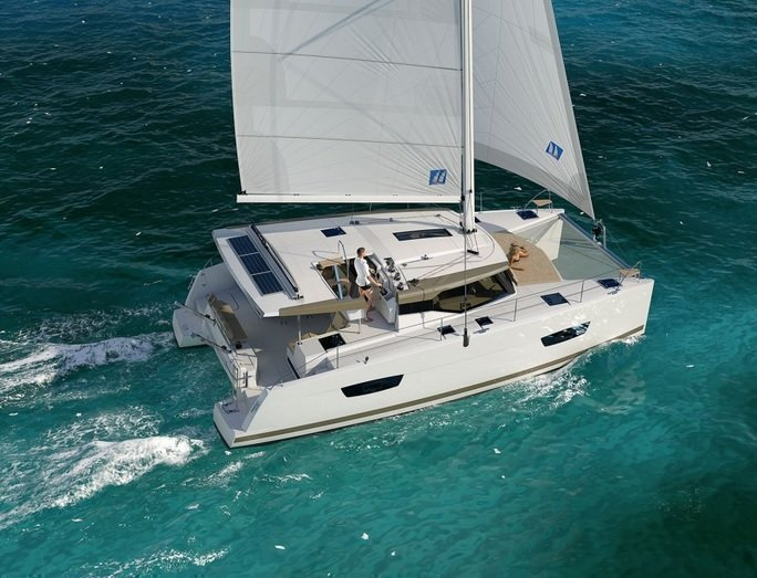 Fountaine Pajot Lucia 40 (WHY NOT)  - 4