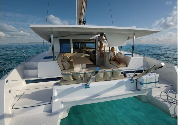 Fountaine Pajot Lucia 40 (WHY NOT)  - 5