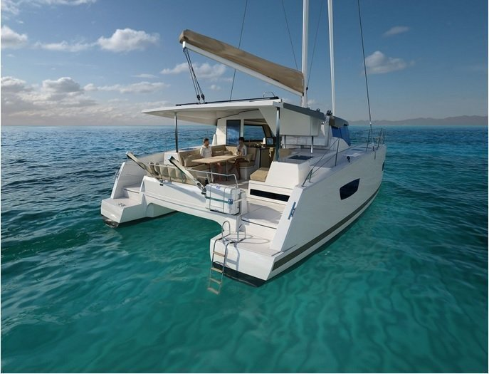 Fountaine Pajot Lucia 40 (WHY NOT)  - 6