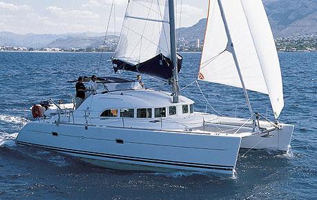Lagoon 380 - 4 cab. (Per Caso)  - 0