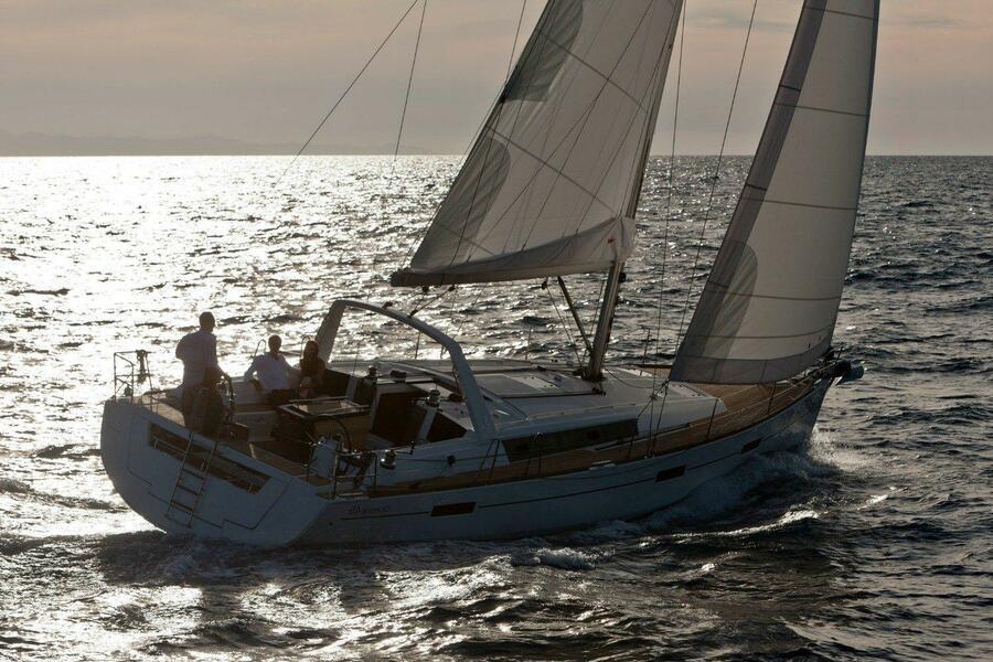 Oceanis 45 - 4 cab. (Argyro)  - 7