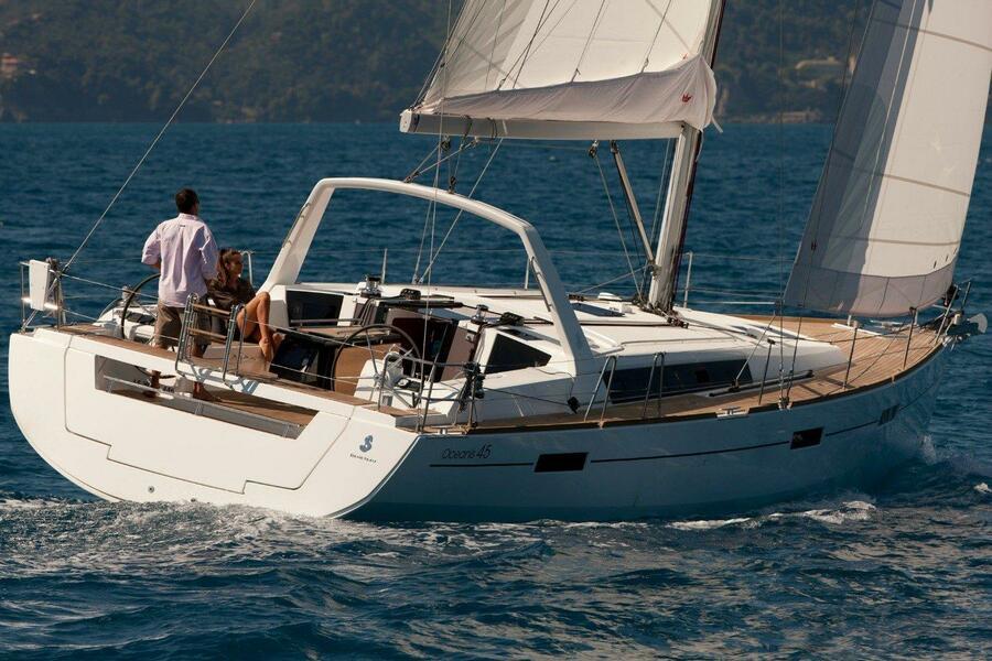Oceanis 45 - 4 cab. (Argyro)  - 10