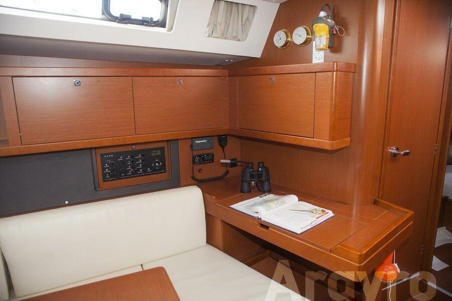 Oceanis 45 - 4 cab. (Argyro)  - 21