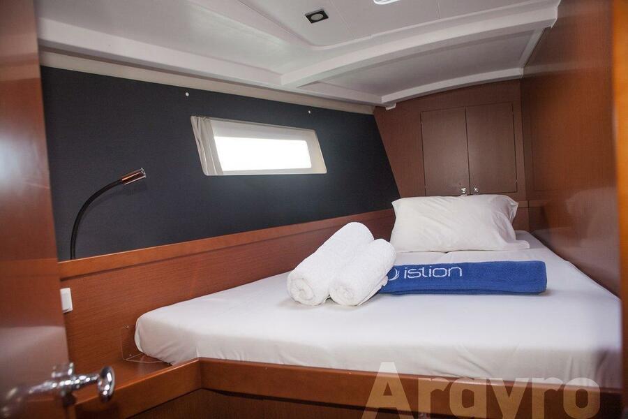 Oceanis 45 - 4 cab. (Argyro)  - 23