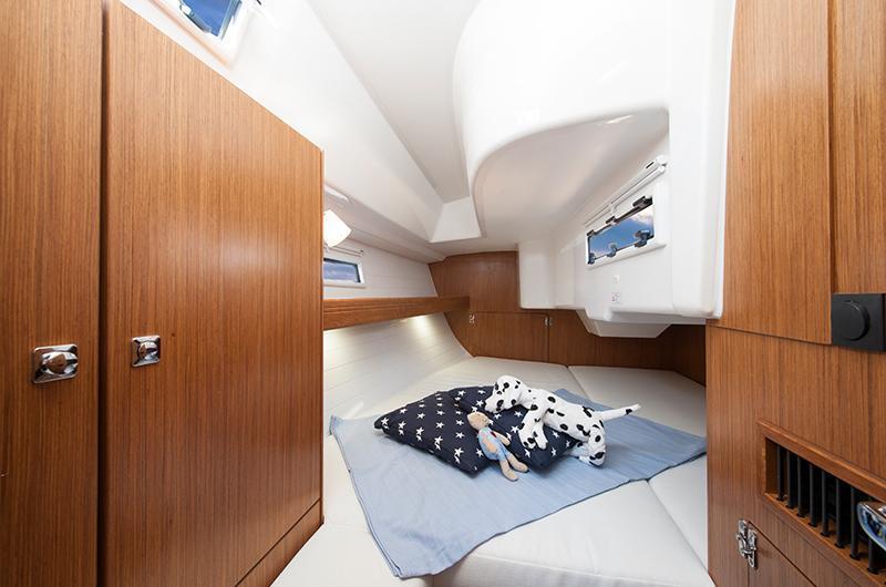 Bavaria Cruiser 33 (Moja Niska)  - 7