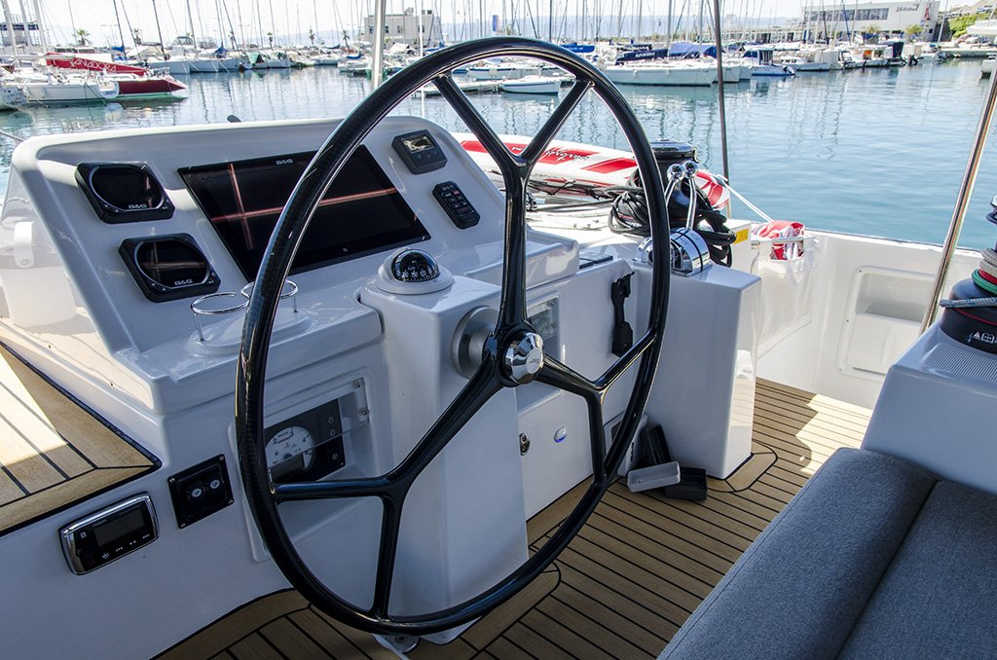 Lagoon 450 F - 4 + 2 cab. (Princess Karla- LUX)  - 4
