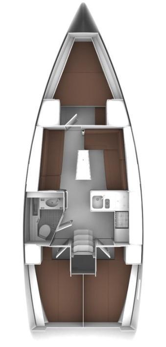 Bavaria Cruiser 37 - 3 cab. (Lana)  - 1