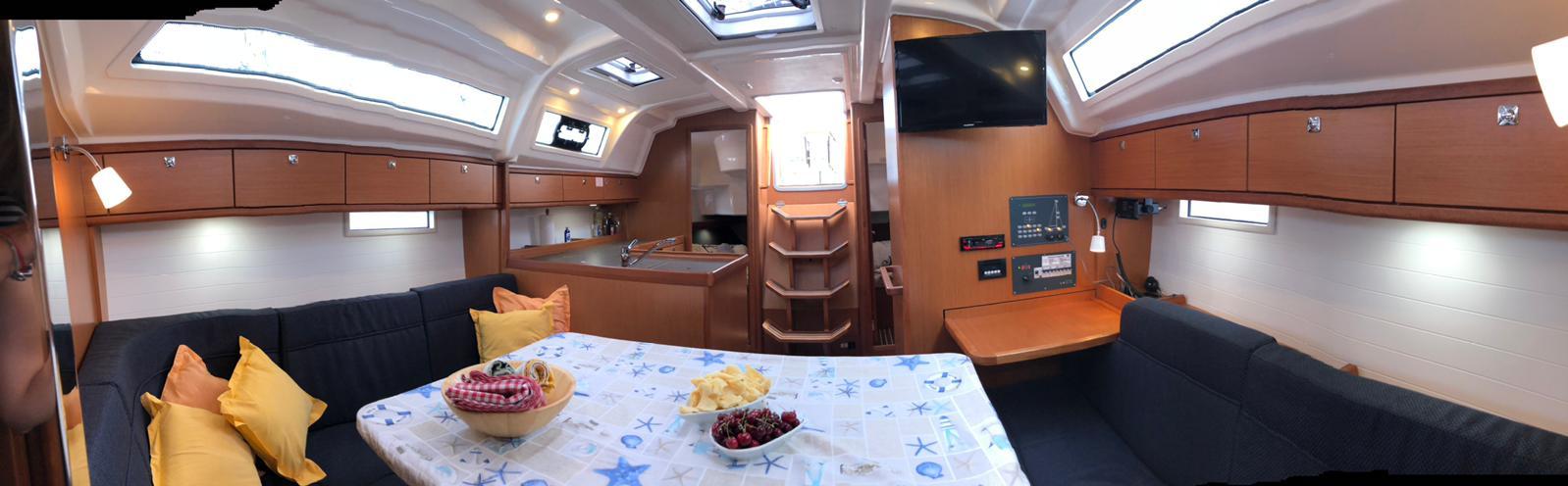 Bavaria Cruiser 37 - 3 cab. (Lana)  - 6