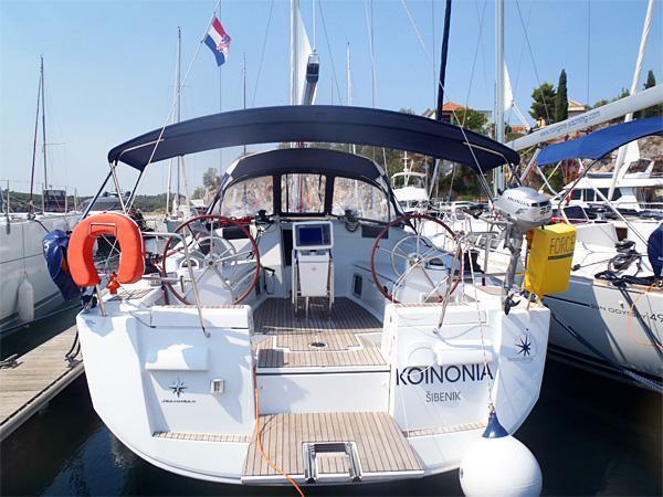 Sun Odyssey 439 (Karma)  - 2