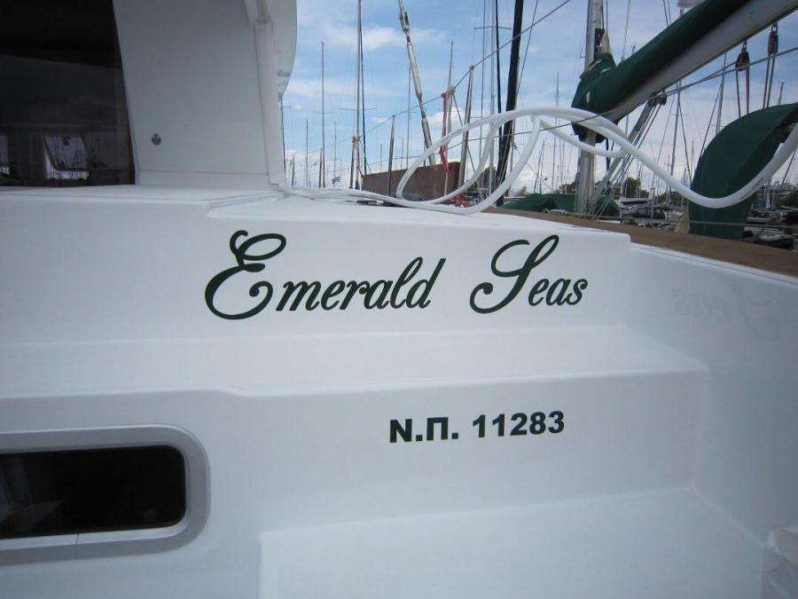 Lagoon 400 S2 - 4 + 2 cab. (Emerald Seas)  - 5