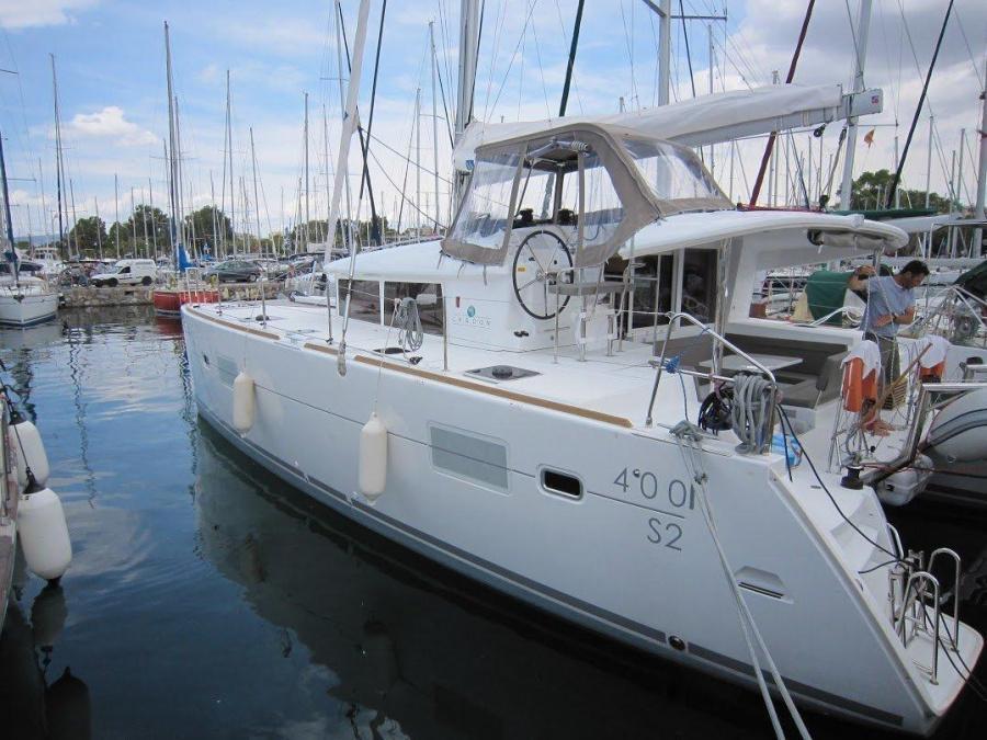Lagoon 400 S2 - 4 + 2 cab. (Emerald Seas)  - 9