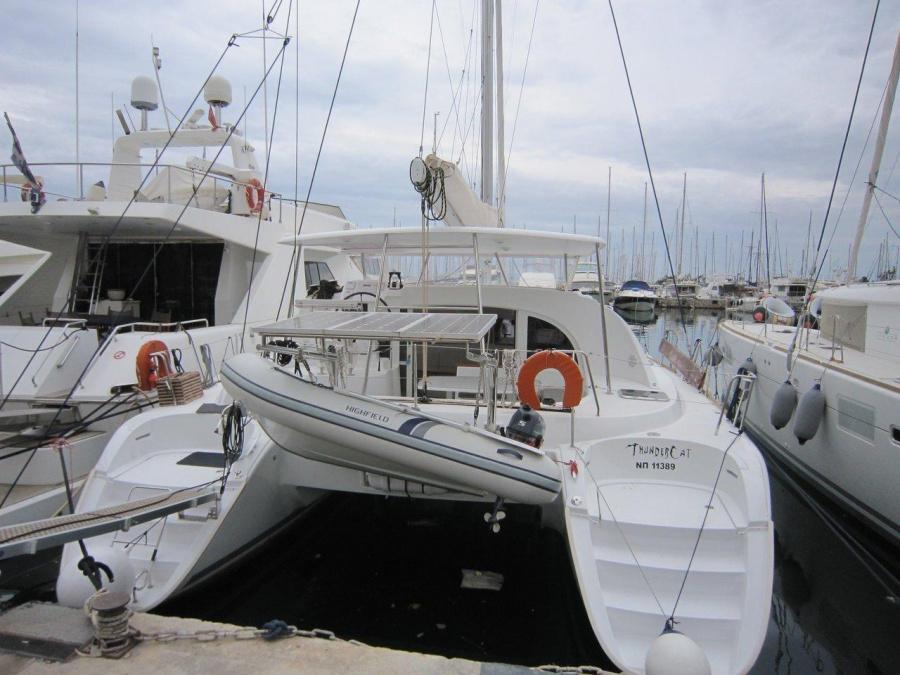 Lagoon 380 - 4 cab. (ThunderCat)  - 6