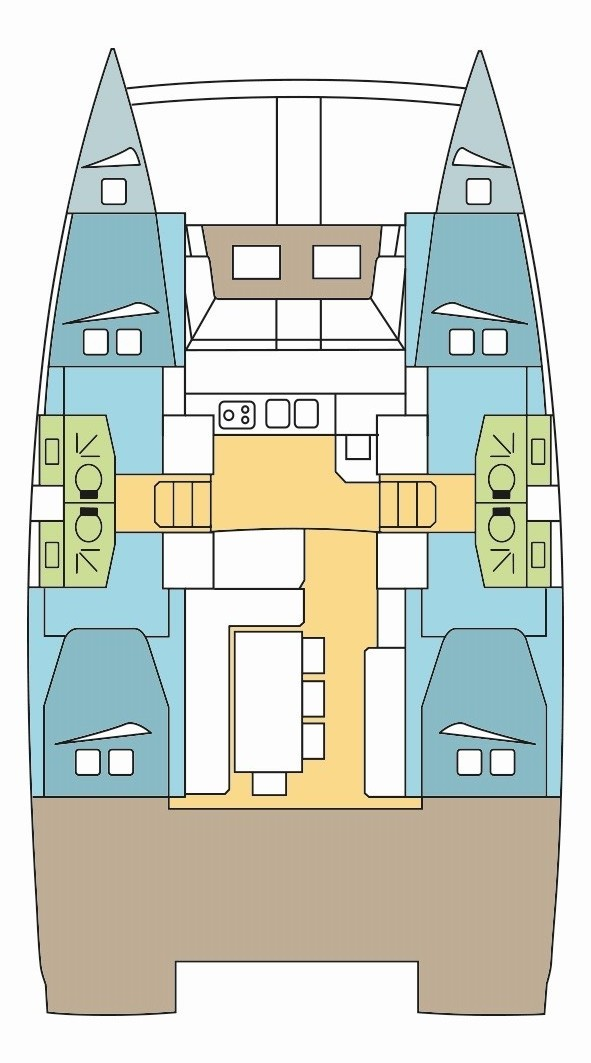 Bali 4.1 - 4 + 2 cab. (GALADRIEL)  - 1