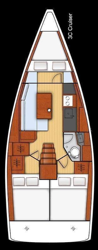 Oceanis 35 (MareAnimi)  - 1