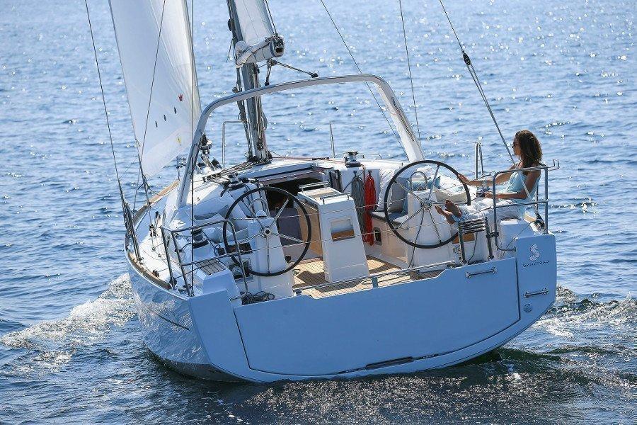 Oceanis 35 (MareAnimi)  - 0