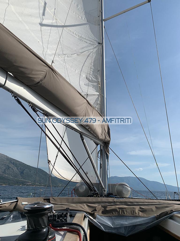 Sun Odyssey 479 - 4 cab. (Amfitriti)  - 2