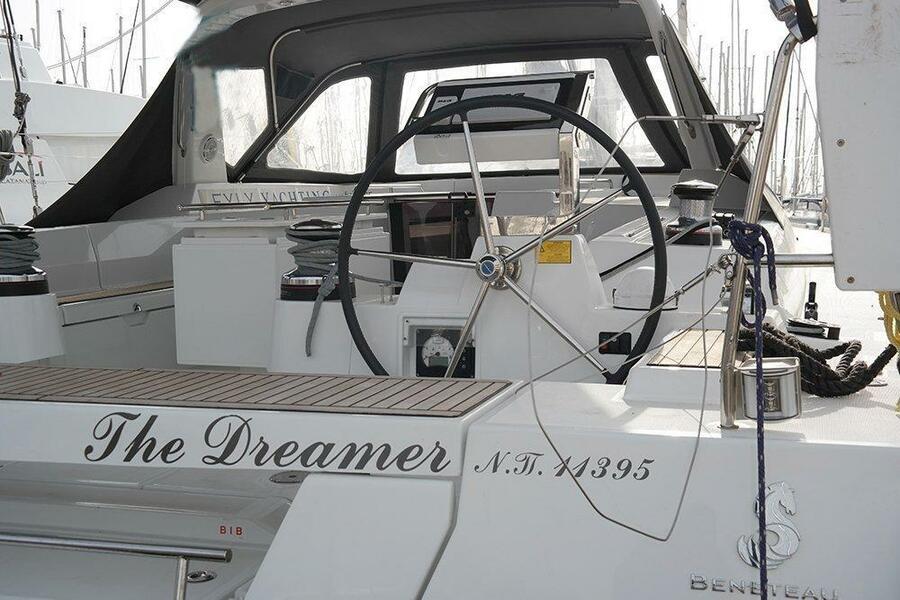 Oceanis 55 - 5 + 1 cab. (The Dreamer)  - 0