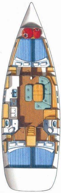 Oceanis Clipper 473 (Poker Star)  - 1