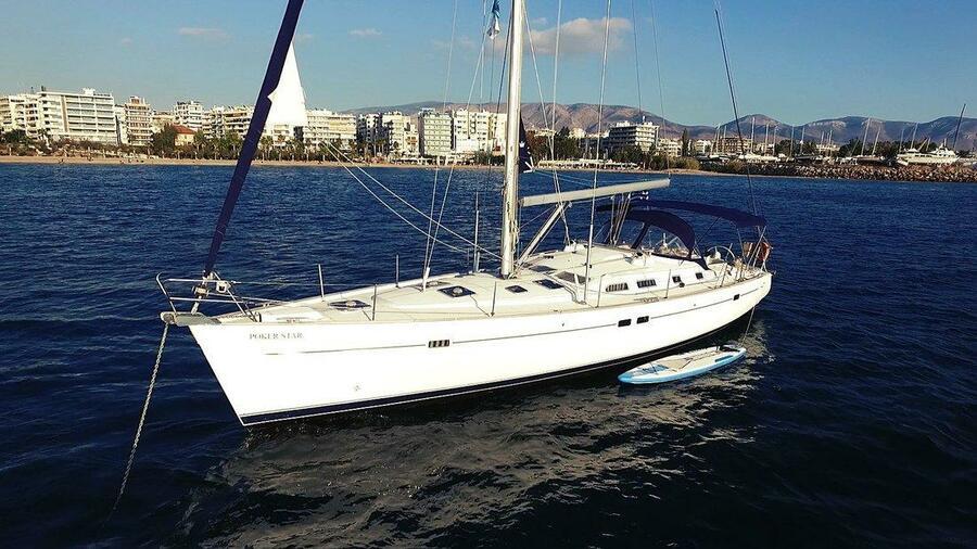 Oceanis Clipper 473 (Poker Star)  - 2