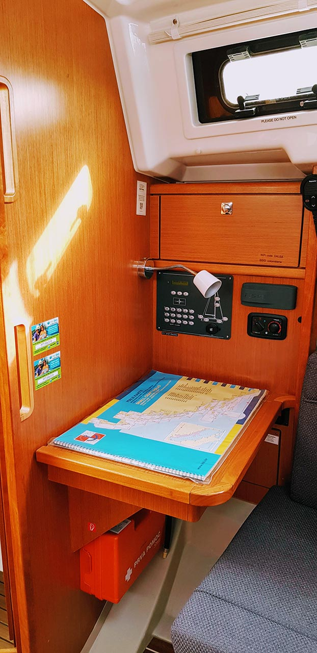 Bavaria Cruiser 33 (Salsa)  - 7