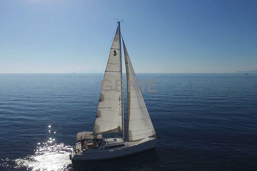 Oceanis 37 (Genie)  - 3