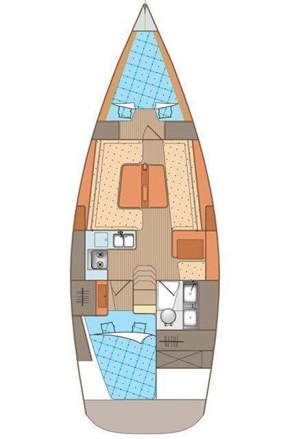 Elan 340 (Charlie)  - 1