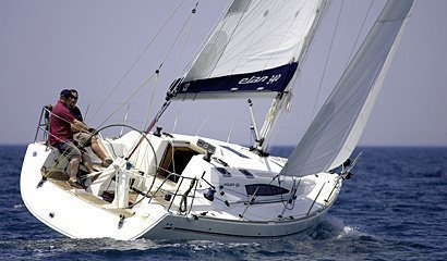 Elan 340 (Charlie)  - 0