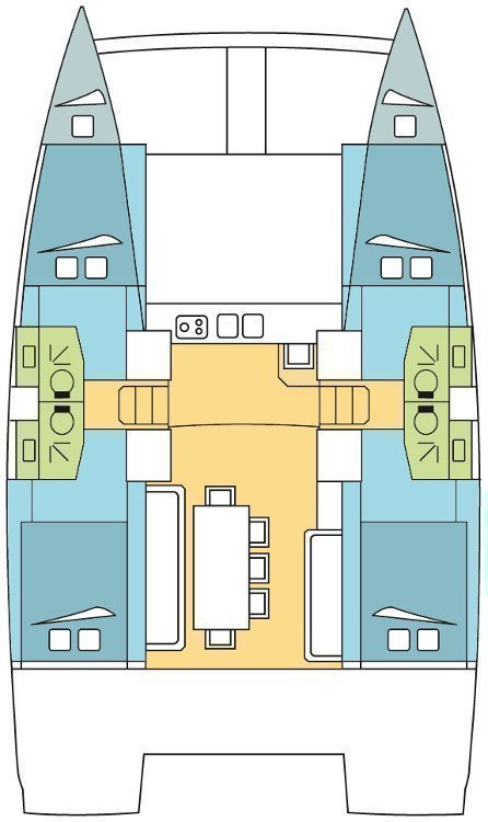 Bali 4.0 - 4 + 2 cab. (Blue Dream II)  - 1