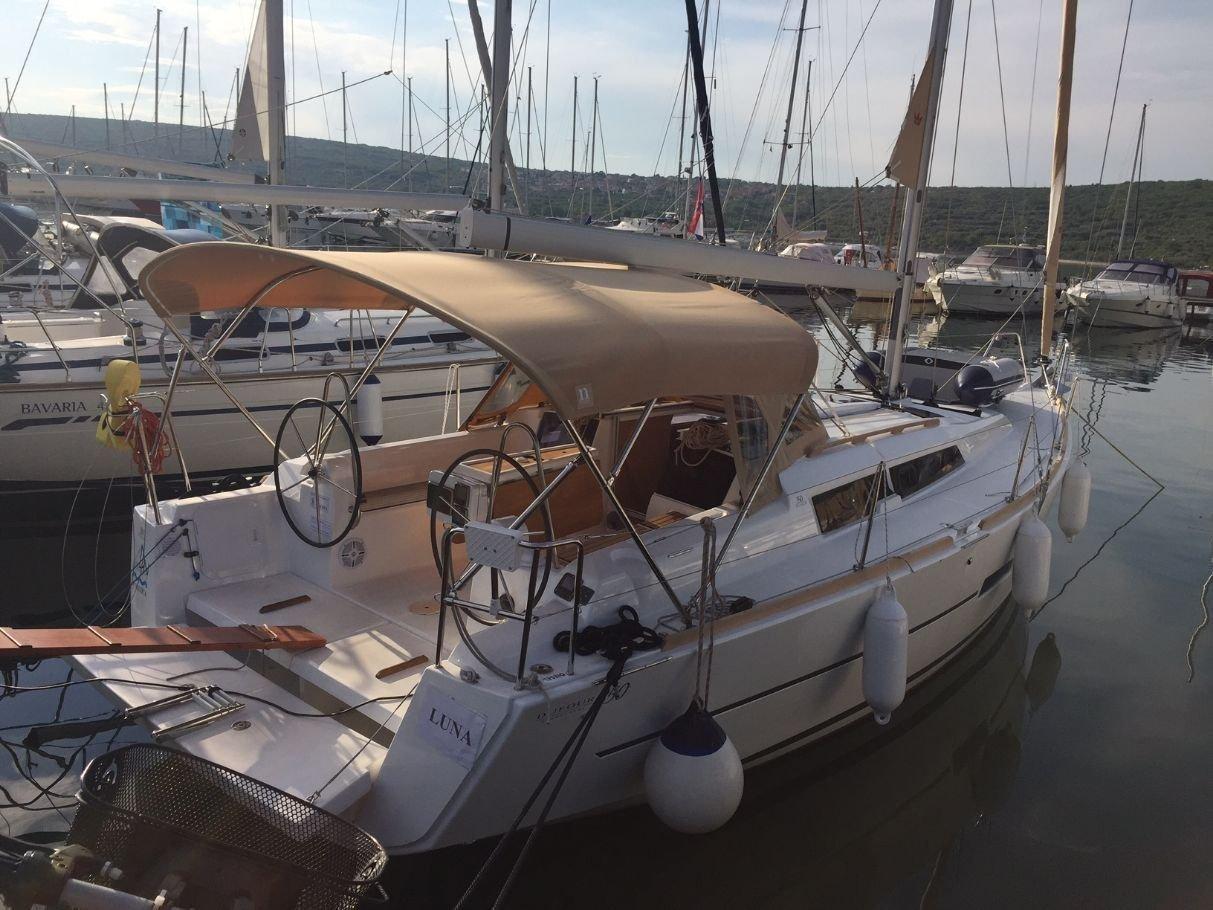 Dufour 350 GL (Luna)  - 0