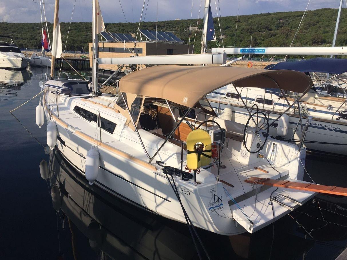 Dufour 350 GL (Luna)  - 4