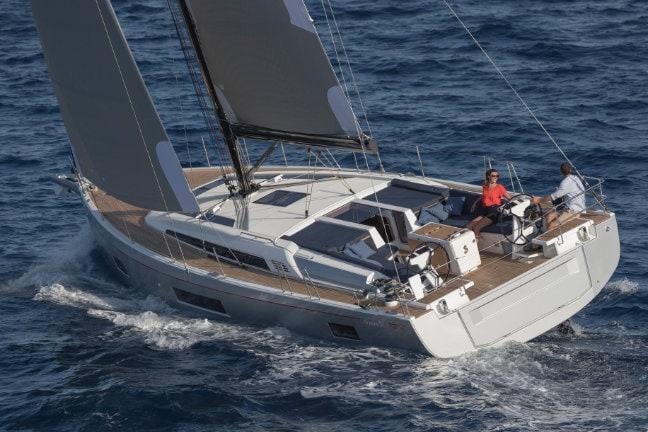 Oceanis 51.1 - 3 + 1 cab. (Cloudy Bay)  - 4