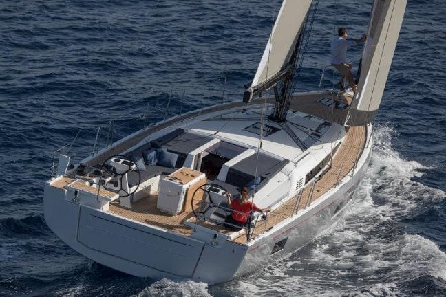 Oceanis 51.1 - 3 + 1 cab. (Cloudy Bay)  - 7