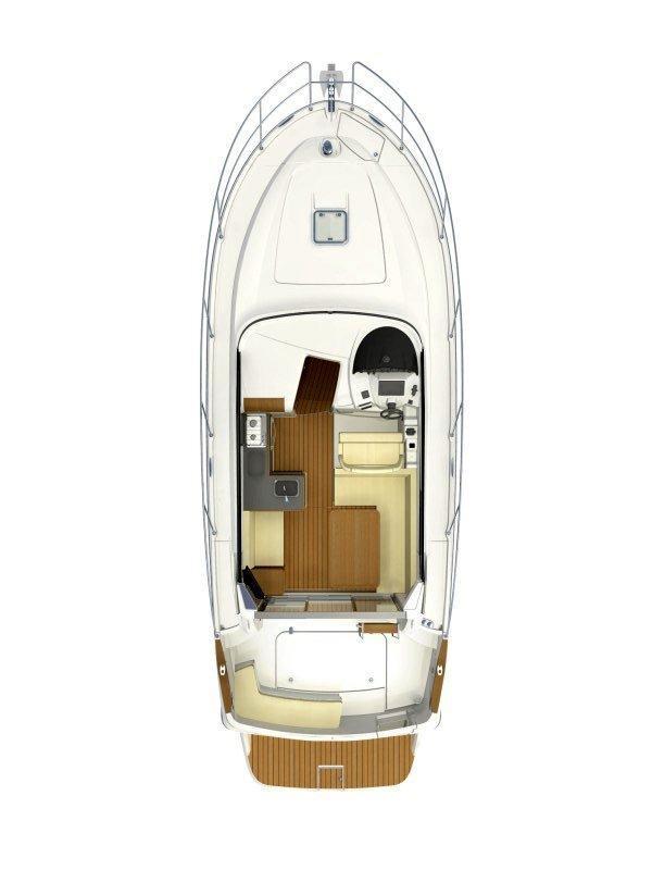 Antares 36 (Sveti Nikola)  - 1