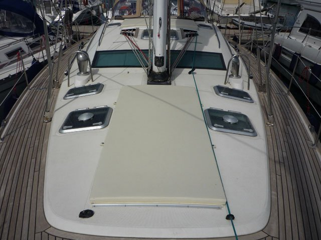 Sun Odyssey 54 DS (Henk - rebuilted 2010 and 2016)  - 11