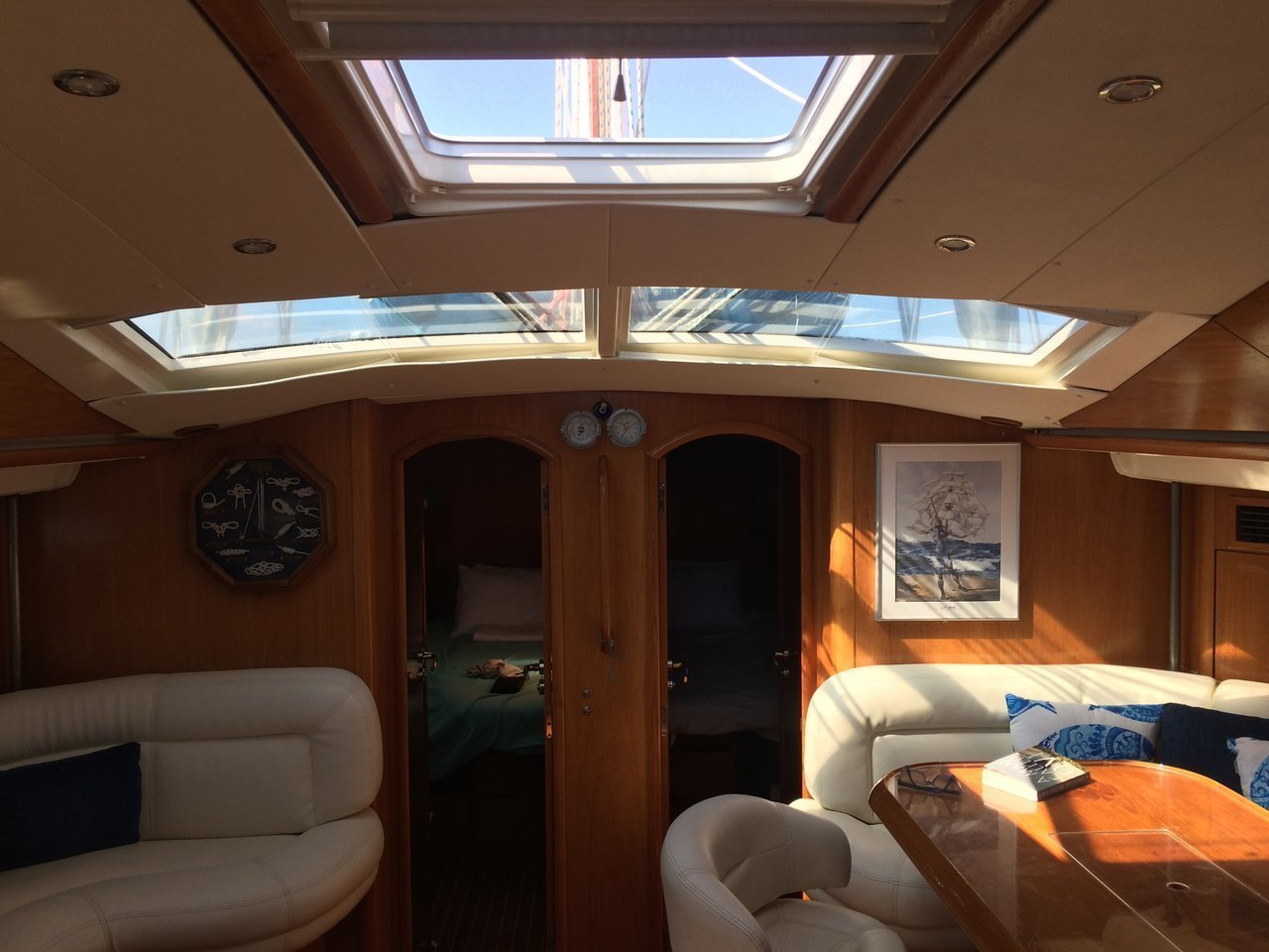 Sun Odyssey 54 DS (Henk - rebuilted 2010 and 2016)  - 10