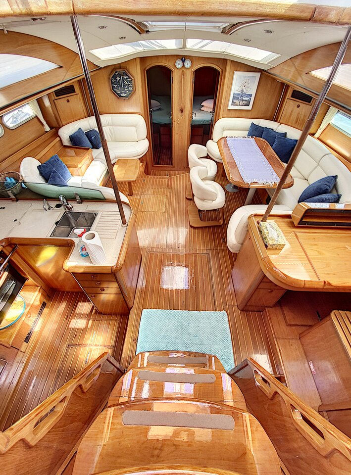 Sun Odyssey 54 DS (Henk - rebuilted 2010 and 2016)  - 20