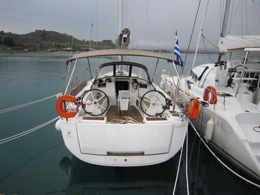 Sun Odyssey 449 (Airbender)  - 2