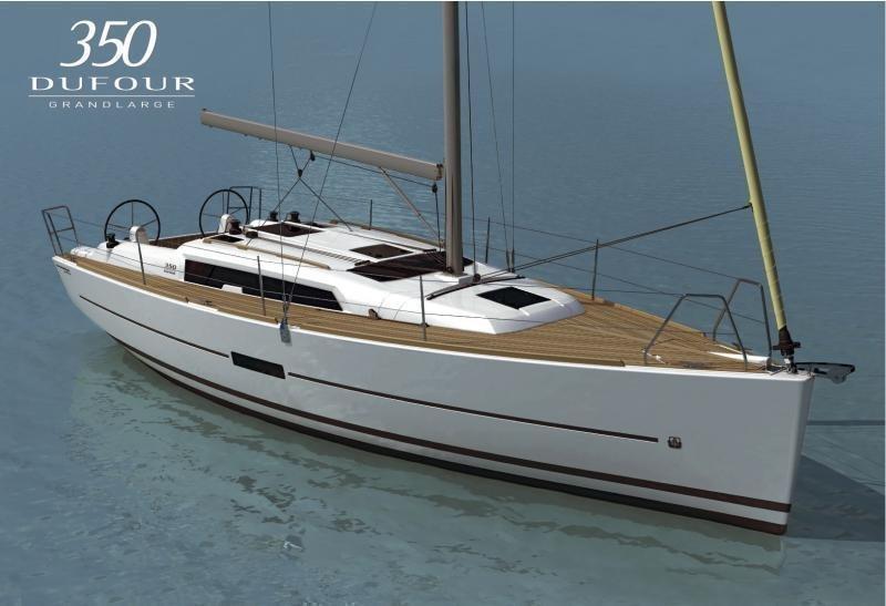 Dufour 350 GL (FENIKS)  - 0