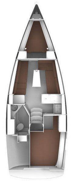 Bavaria Cruiser 33 (Sea Lion NEW)  - 1