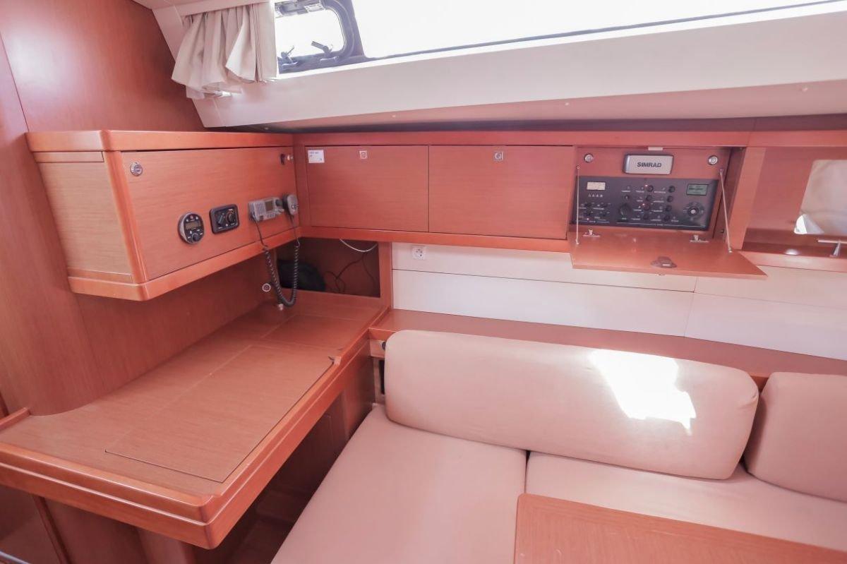 Oceanis 48 - 5 cab. (White Lady)  - 7