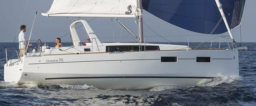 Oceanis 35 (Minta)  - 3