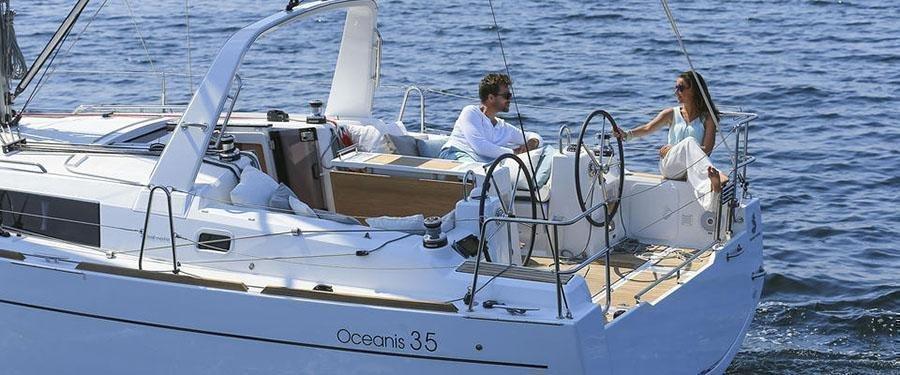Oceanis 35 (Minta)  - 4