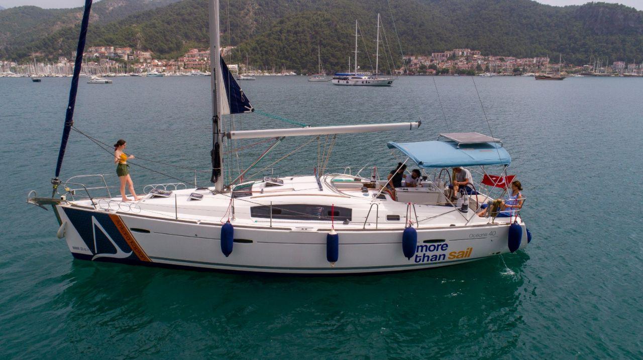 Oceanis 40 (CANSUM)  - 0