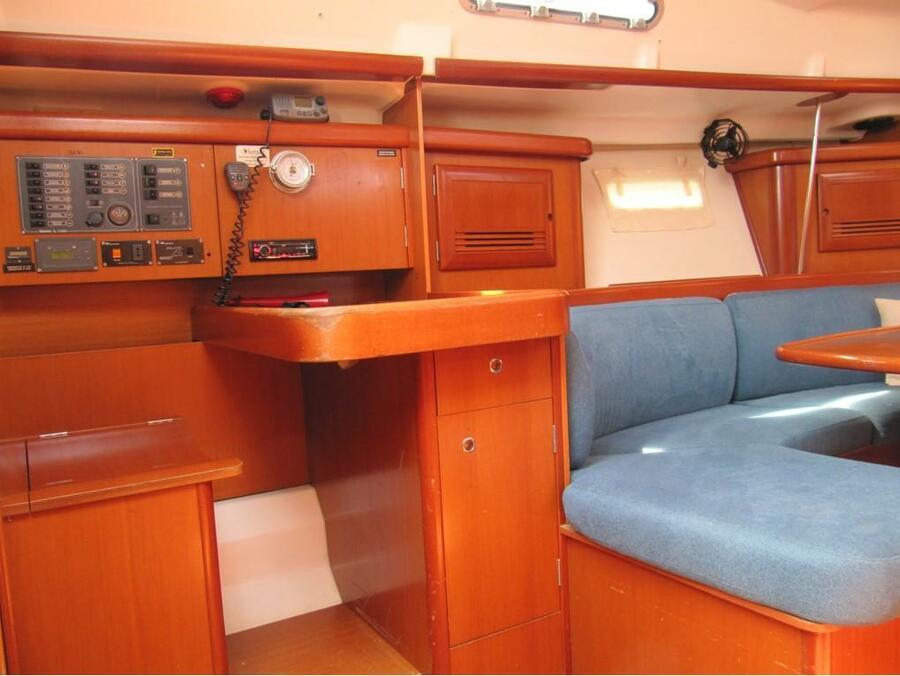 Oceanis Clipper 393 (Mare)  - 7