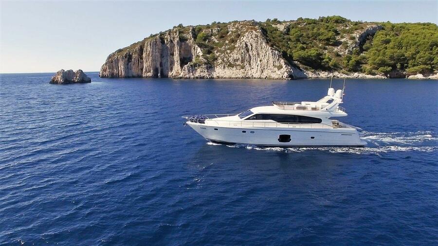 Ferretti Yachts 630 (AMY 3+1 cab.)  - 0